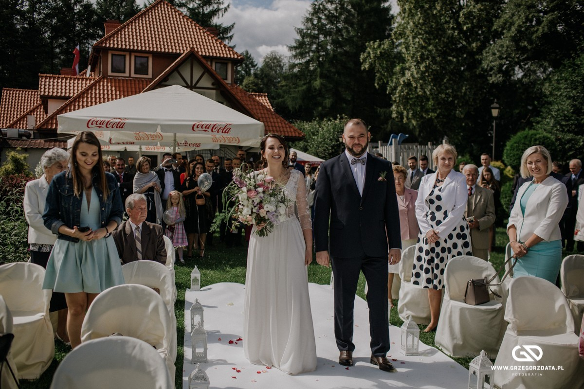 fotograf krosno, ślub plenerowy, fotografia ślubna krosno