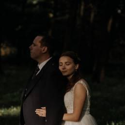 Beata i Mark  - ślub polsko- szkocki. Fotograf Tarnów 1