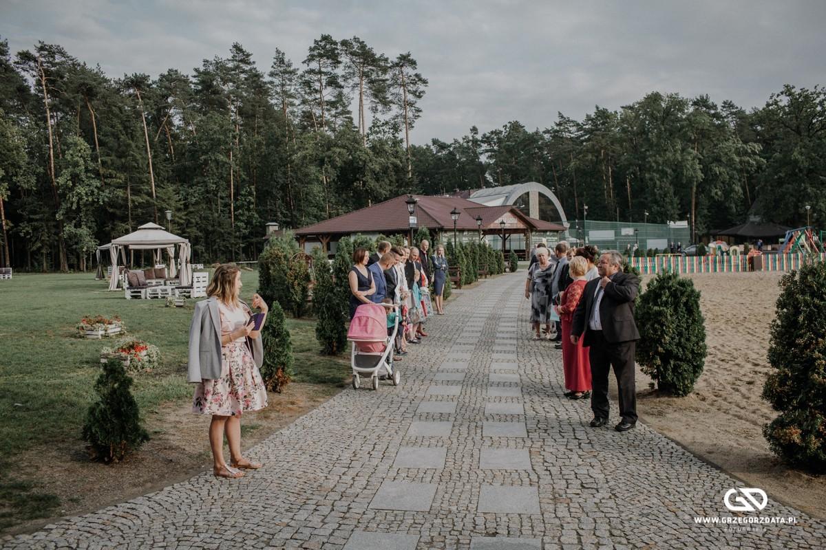Beata i Mark  - ślub polsko- szkocki. Fotograf Tarnów 39