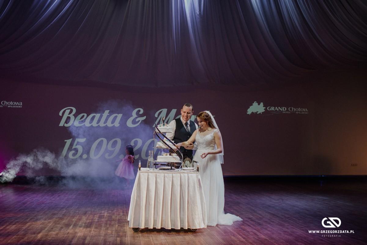 Beata i Mark  - ślub polsko- szkocki. Fotograf Tarnów 53